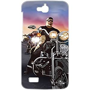 a AND b Designer Printed Mobile Back Cover / Back Case For Huawei Honor Holly (HON_HOL_3D_1495)