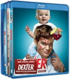 Dexter: Seasons 1-4 [Blu-ray]