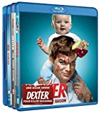 Image de Dexter: Seasons 1-4 [Blu-ray]