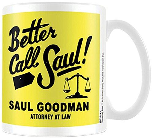 Better Call Saul - Tazza di ceramica con logo
