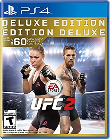EA Sports UFC 2 (Deluxe Edition) - PlayStation 4