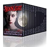 By Moonlight (Paranormal Box Set Vol. 1): 15 Complete Novels & Novella...