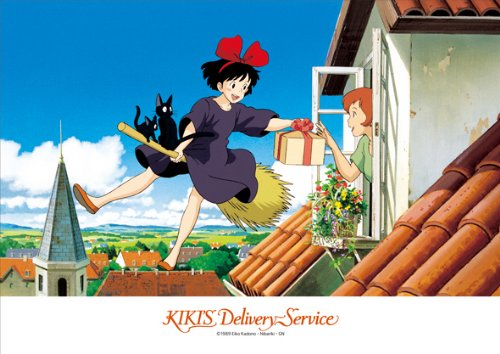 The! 108-274 is 108 Piece deliver what Kiki's Delivery Service (japan import)