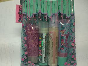 Bonne Bell Smackers Sparkle & Shine 5 Piece Collection in Case