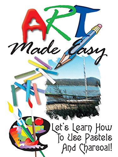 Art Made Easy: Let's Learn How To Use Pastels and Charcoal! on Amazon Prime Video UK