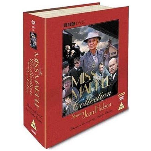 Agatha Christie's Miss Marple  51pSPLAI4QL