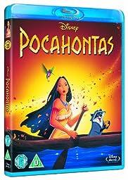 Pocahontas [Blu-ray] [Region Free] [UK Import]