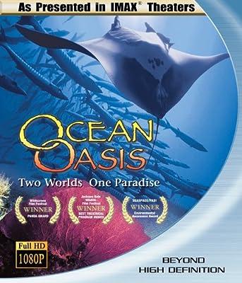 Ocean Oasis (IMAX) Blu-ray
