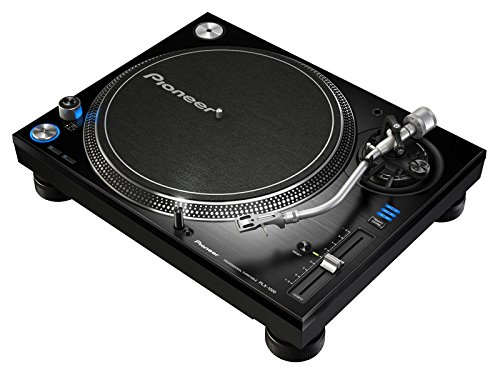Review Of Pioneer Pro DJ PLX-1000 Direct Drive DJ Turntable