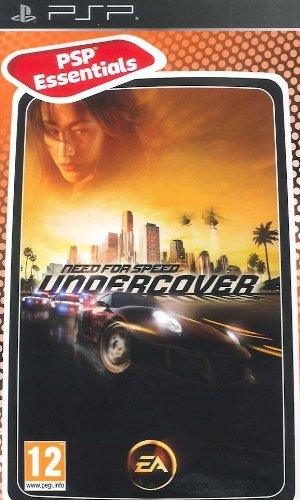 need for speed : undercover - essentiels