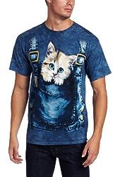 The Mountain Men's Kitty Overalls Shirt