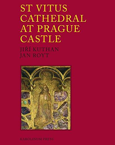 Download St Vitus Cathedral at Prague Castle PDF ePub Ebook