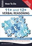 Anthem How to Do 11+ and 12+ Verbal R...