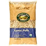 Nature's Path Organic Kamut Puffs Cereal, 6-Ounce Bags (Pack Of 12)