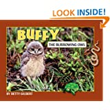 Buffy The Burrowing Owl