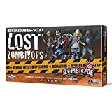 9 Lost Zombivors Box