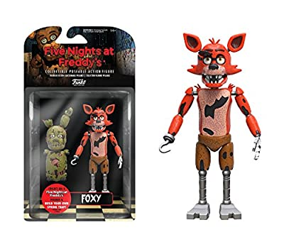 Funko Five Nights At Freddys Articulated Foxy Action Figure 5 from Funko