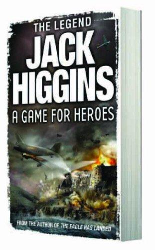 Jack Higgins Epub