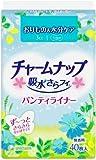 チャームナップ 吸水さらフィ パンティライナー 40枚【軽い尿モレの方】