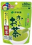 伊藤園 お~いお茶 抹茶入りさらさら緑茶 40g