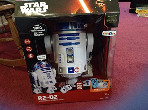 Star Wars R2-D-2 Interactive Robot Droid (R2d2 Robot Interactive compare prices)