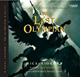 The Last Olympian, narrated by Jesse Bernstein, 9 CDs [Complete & Unabridged Audio Work]