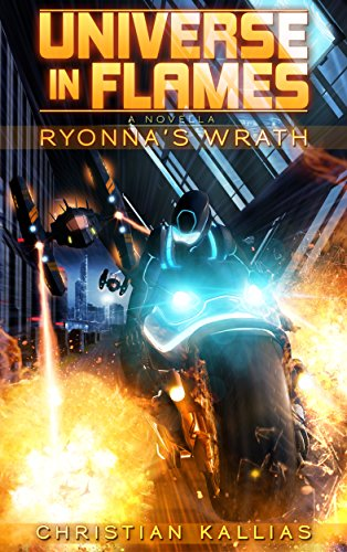 Book: Ryonna's Trials - Novella 1 (Universe in Flames Book 20) by Christian Kallias