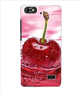 ColourCraft Beautiful Fruit Design Back Case Cover for HUAWEI G PLAY MINI