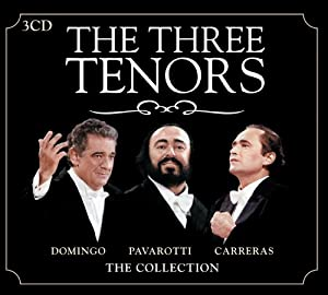 Three Tenors - The Collection by Spectrum Audio