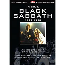 Inside Black Sabbath A Critical Review