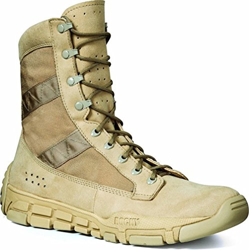Rocky Men's C4T Trainer Military Duty Boot-FQ0001070