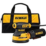 DEWALT DWE6423K 5-In Random Orbit Var...