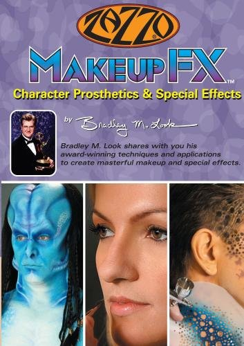 Makeupfx - Film & Television Makeup: Character Prosthetics & Special Effects [DVD] [NTSC]