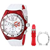 TechnoMarine Women's 114003 Cruise Beach Analog Display Quartz White Watch