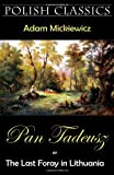 img - for Pan Tadeusz (Pan Thaddeus. Polish Classics) book / textbook / text book