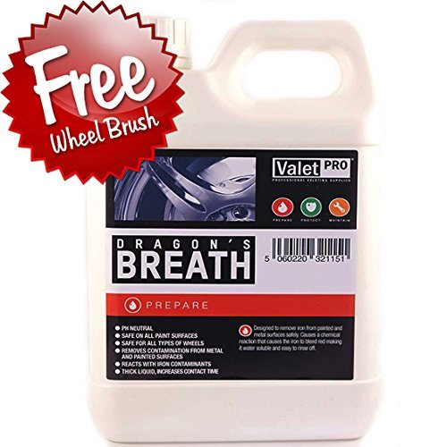 Valet-Pro-Dragons-Breath-Produit-dentretien-dcapant-mtal-avec-brosse-offerte-1-l