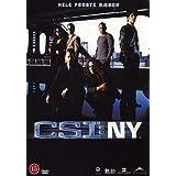 CSI: Crime Scene Investigation - New York - Complete Season 1 [DVD]by Gary Sinise