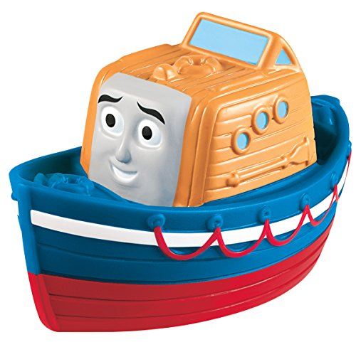 Fisher-Price My First Thomas The Train Captain Bath Squirter Baby Toy - 1