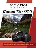 Canon T4i Instructional DVD by QuickPro Camera Gui...