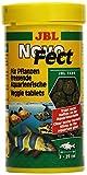 JBL Alleinfutter für pflanzenfressende Aquarienfische