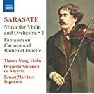 Sarasate: Music for Violin and Orchestra, Vol. 2