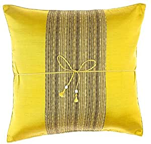 avarada striped crepe throw pillow cover decorative sofa couch cushion cover. Black Bedroom Furniture Sets. Home Design Ideas