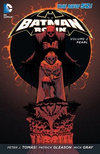 Batman and Robin, Vol. 2: Pearl