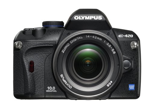 Olympus E-420 (with 14-42mm Lens)