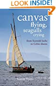Canvas Flying, Seagulls Crying