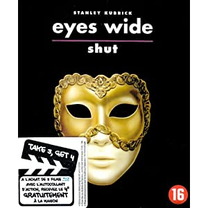 Eyes Wide Shut [Blu-ray] [Import belge]