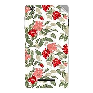 Garmor Designer Mobile Skin Sticker For XOLO Q710S - Mobile Sticker