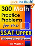 300 Math Practice Problems for the SS...