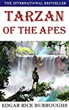 Image of Tarzan of the Apes: free audiobook included (Illustrated)