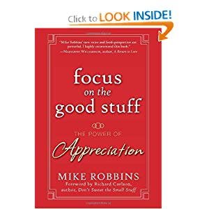 Focus on the Good Stuff - Mike Robbins